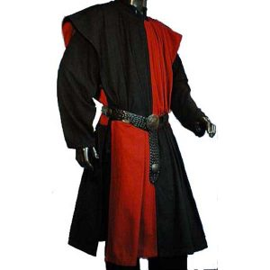 Checkerboard Pattern Surcoat – Ideal For LARP, SCA and Costume