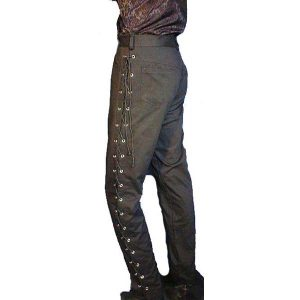 Side Laced Trousers – Ideal For LARP, SCA and Costume