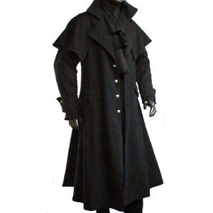 Box Coat Unlined – Ideal For LARP, SCA and Costume
