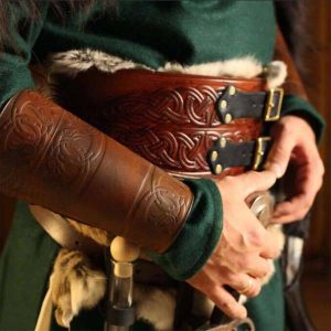 LARP Leather Hero Belt