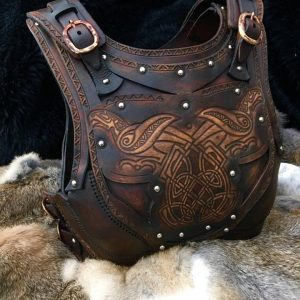 Clan Chief Leather Body Armour