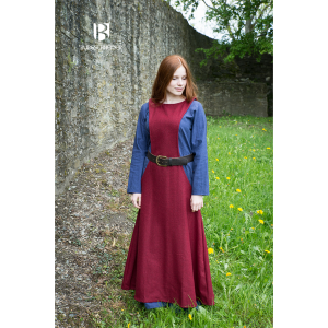 Surcot Albrun Medieval Dress – Ideal For LARP, SCA and Costume