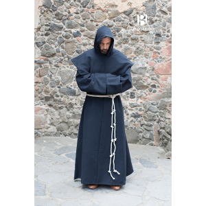 Benedictine Monks Renaissance Robes – Ideal For LARP, SCA and Costume
