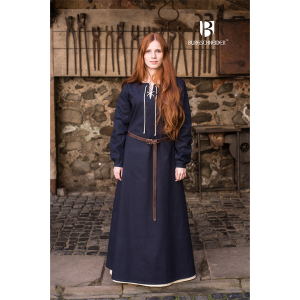 Medieval Dress Cilie – Ideal For LARP, SCA and Costume