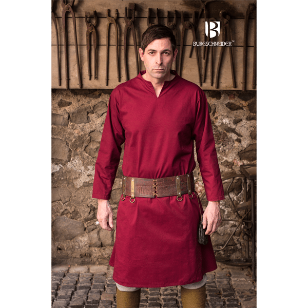 7aa030bb8f729 Medieval Tunic Ekwin - Ideal For LARP, SCA and Costume