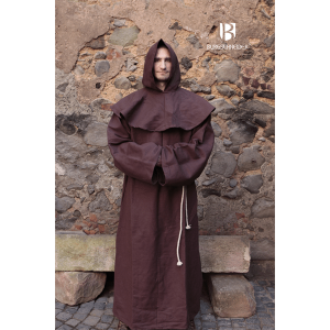 Franciscan Friars Robes – Ideal For LARP, SCA and Costume