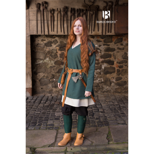 Short Tunic Frekja – Ideal For LARP, SCA and Costume