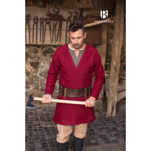 Viking Wool Coat Loki – Ideal For LARP, SCA and Costume