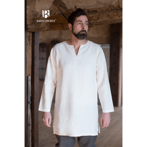 Linen Undertunic Sven – Ideal For LARP, SCA and Costume