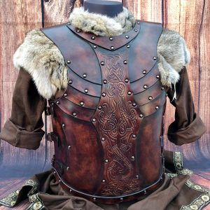 Valsgarde SCA Leather Body Armour