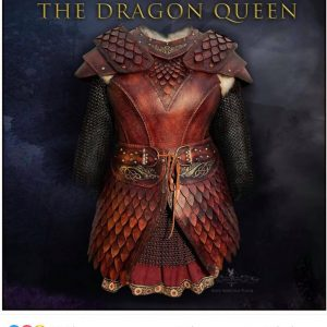 Limited Edition SCA Dragon Queen Body Armour