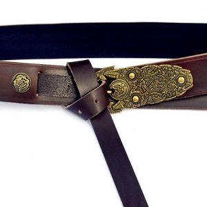 Sutton Hoo style 5cm Wide Belt