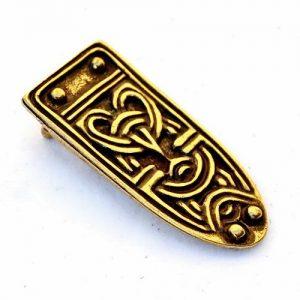 Anglo-Saxon Strap End – 2 cm