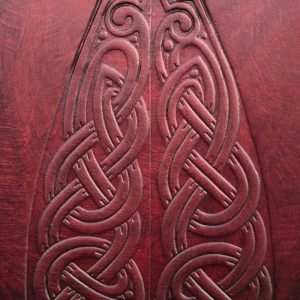 Water Based Leather Stain – Ox Blood