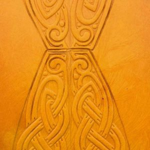 Water Based Leather Stain – Yellow
