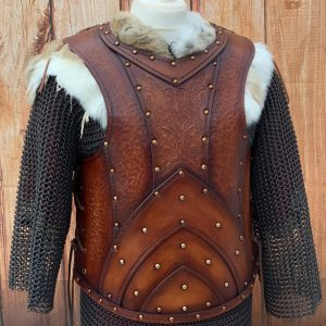 Jörmungandr SCA Leather Body – No Shoulders