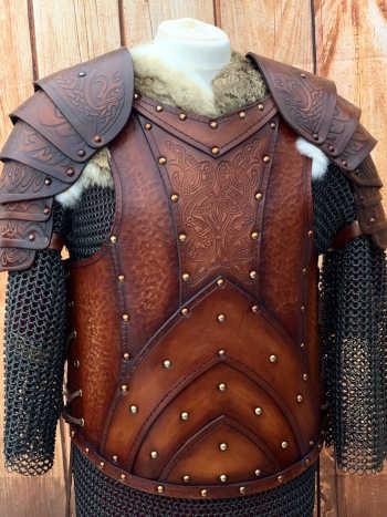 Jörmungandr with shoulders link