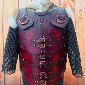 Auction Legio LARP Leather Body