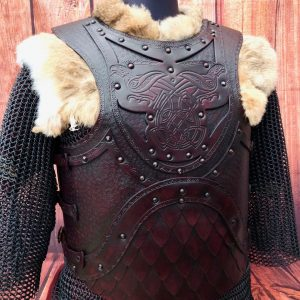 Auction Odinson LARP Leather Body Armour