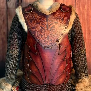 Fafnir Leather Body Armour