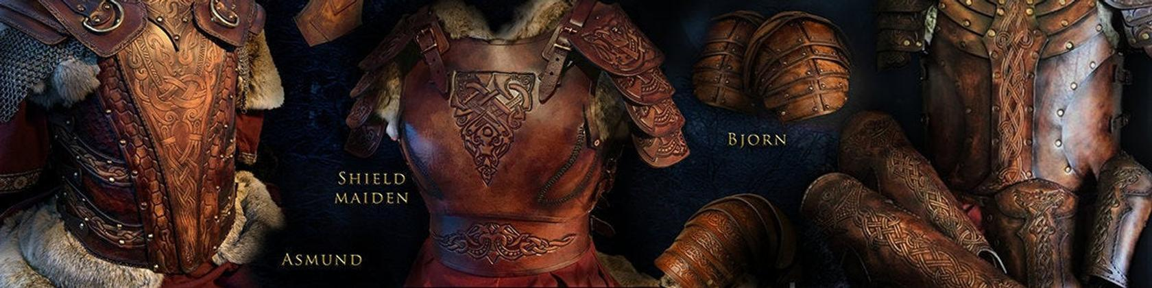 Some of our Armour Patterns